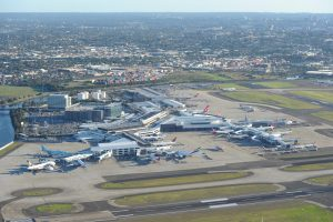 Sidney Airport