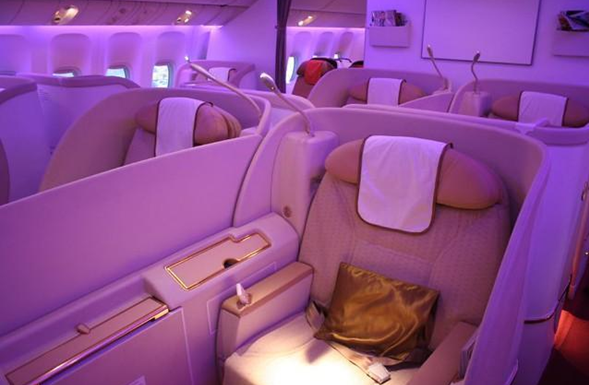 Which is better first class or business class?