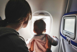Business class with a baby?