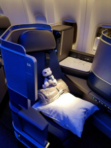 How much does business class cost?