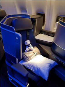 Which airlines have the best business class?