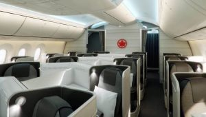Fly with Air Canada