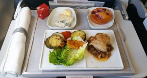Business Class on Air France