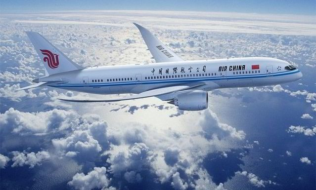 Flying With Air China