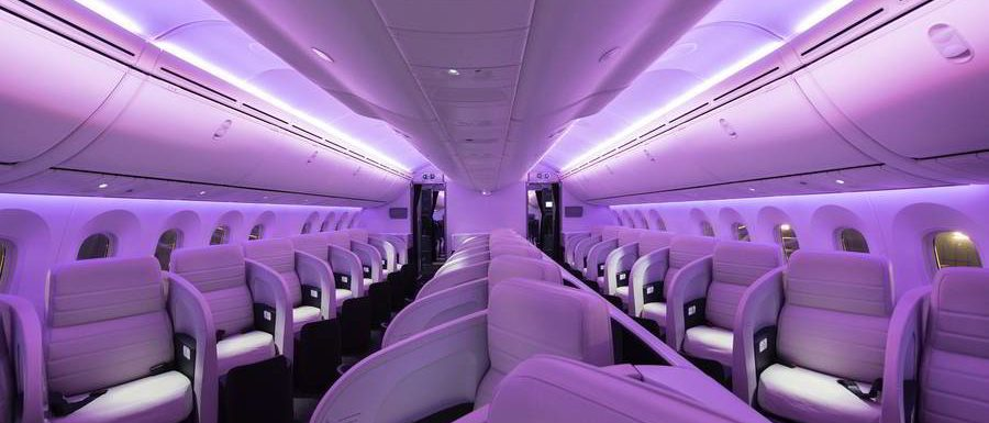 Flying With Air New Zealand