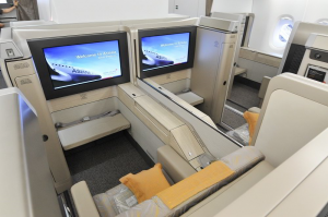 Flying Business Class with Asiana Airlines