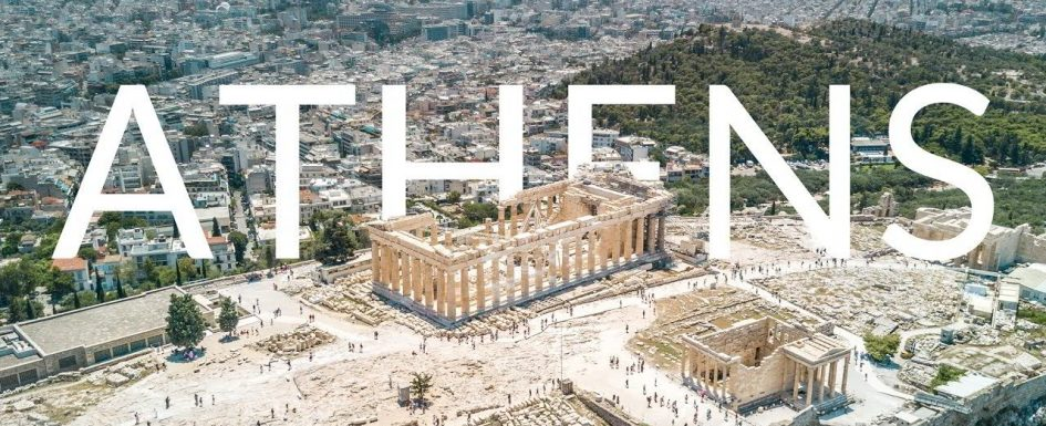 Visit Athens, part of the Famous Greek Isles