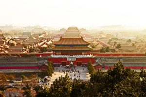 Beijing - Famous for Ancient Chinese Architecture