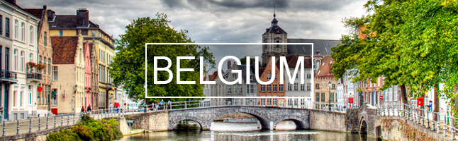 Traveling to Belgium