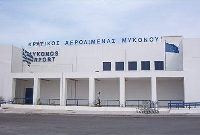 Mykonos Island National Airport