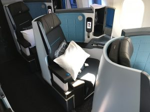 """Journeys of Inspiration"" with KLM Business Class"