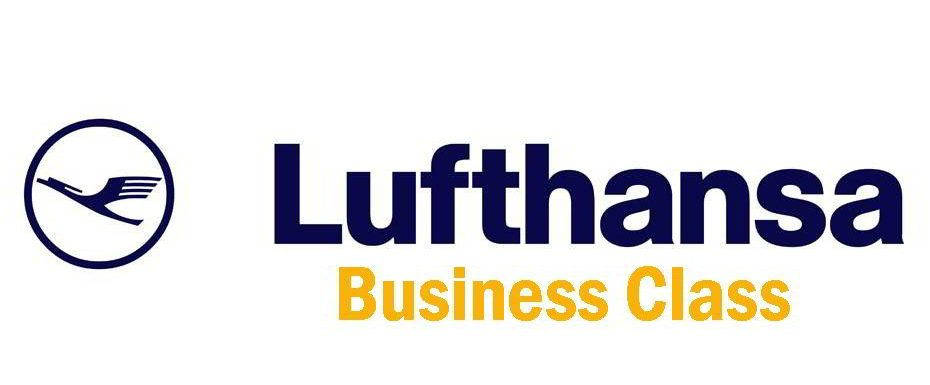 Lufthansa is Certified with the 5-Star Airline Rating for the quality of its Onboard product and staff service, and the Lufthansa home base Airport service. With Lufthansa Business Class, you'll reach your destination feeling well-rested. Relax before your flight in the Lufthansa Business Lounges and then enjoy the first-rate service on board. The new Lufthansa Business Class seat can be converted into a fully flatbed that is almost two meters long – just the thing for relaxing during a long flight. The open-plan design, the seating arrangement and the subtle, natural color scheme create a surprisingly spacious feel. Whether you want to check your emails, prepare for important meetings or just treat yourself to a small snack before you depart – enjoy your time in one of the Lufthansa Business Lounges. You are welcome to take your four-legged friends with you into the lounges. In the Lufthansa Welcome Lounge in Frankfurt, there is a comfort and bistro area available to you, as well as high-quality shower rooms where you can freshen up after a long-haul flight. In Business Class, selected menus await you – recommended by leading chefs – and served on top-quality tableware. The drinks menu offers a comprehensive selection of hot and cold beverages. Great entertainment above the clouds with Lufthansa Inflight Entertainment. Sports programs, your favorite TV series or music – choose the program you want on your own personal screen. Airline Iata Code: LH Home Airport: Frankfurt SimplyBusinessClass.com can save you up to 50% off your business class flights with Lufthansa Airlines. Call now or submit our flight request form to receive a free quote.