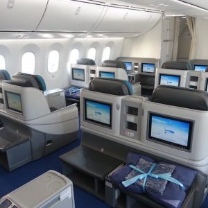 Flying With LOT Polish Airlines