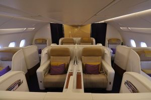 Fly with Thai Airways