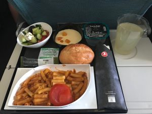 Turkish Airlines flies to North America, South America, Africa, Asia, Europe, and Australia. Turkish Airlines' headquarters, as well as their main hub, is the Ataturk International Airport in Istanbul. Turkish Airlines allows their customers to choose from Business Class, Comfort Class, or Economy Class tickets. Their Business Class seat reclines to become a bed, has a private reading light, a screen for privacy, a private power charging station, an ottoman, and more. Their Comfort Class seat reclines and has a leg rest, has a personal TV, a reading light, a private power charging station, ample space, and more. Both the Business Class and Comfort Class seats provide passengers with comfortable, roomy, and private seating. Simply Business Class can help you find airfare for whichever class you prefer. Iata Airline Code: TK Country of Origin: Turkey SimplyBusinessClass.com can save you up to 50% off your business class flights with Turkish Airlines. Call now or submit our flight request form to receive a free quote.