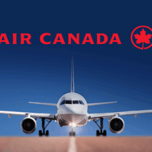 Flying With Air Canada