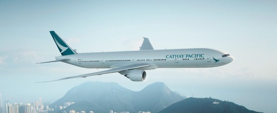Life Well Traveled on Cathay Pacific