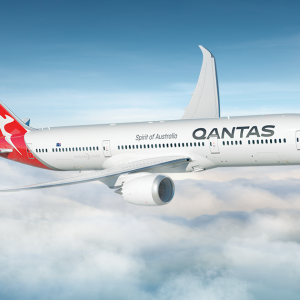 Flying With Qantas