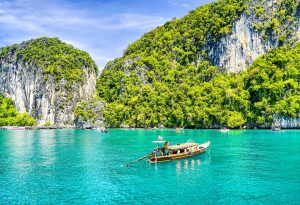 Breath taking views from Thailand