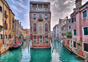Venice - The City of Love