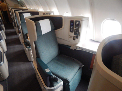 How to get upgraded to business class?