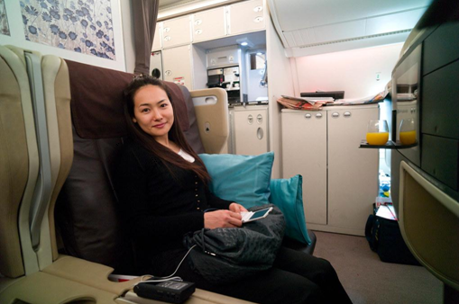 How to choose the right business class flight?