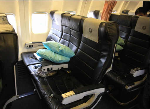 Are business class flights refundable?