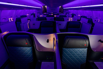 Top Business Class Airllines in 2020