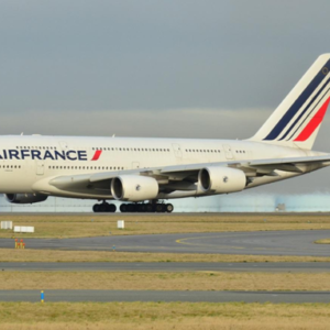 Air France Business & First Class Lounge