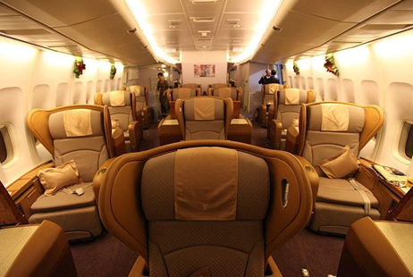 How to Fly First Class Without Paying Full Price
