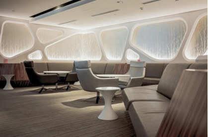 Turkish airlines Business & First Class Lounge