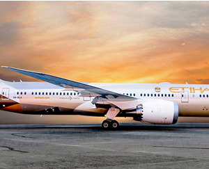 Introducing anew route to Israel with Etihad Airways