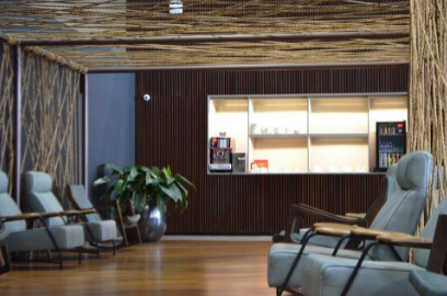 Asiana Airlines Business and First Class Lounge